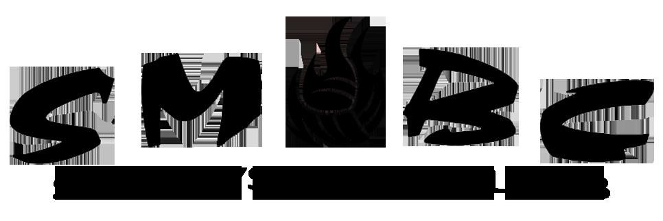 Logo SMBC Boys #2 - Black Clear