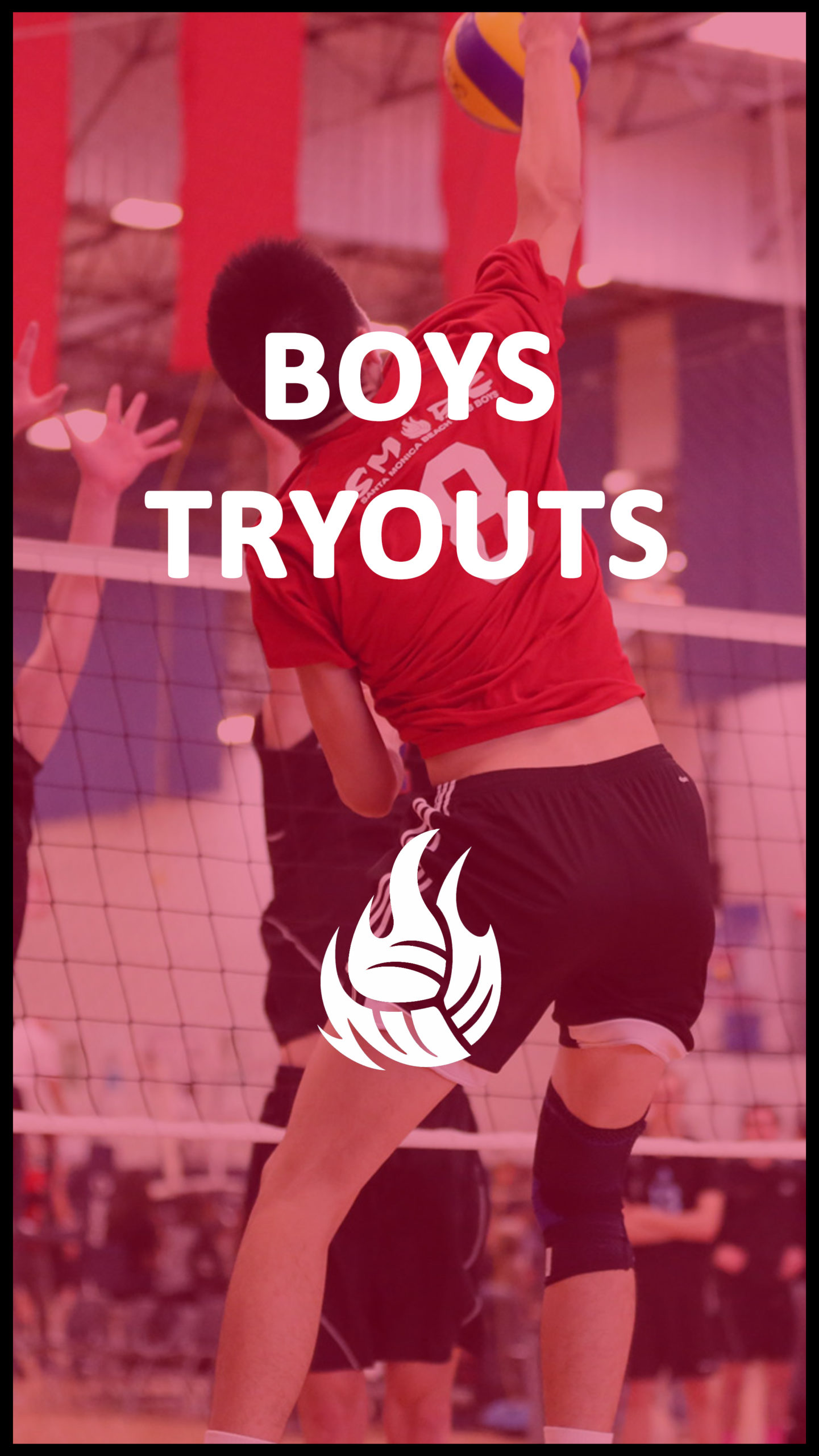 SportsEngine - Tryouts Page - Image Boxes Girls Boys